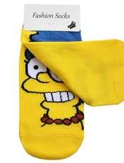 جوراب طرح سیمپسون ها کد 001 -  - 2
