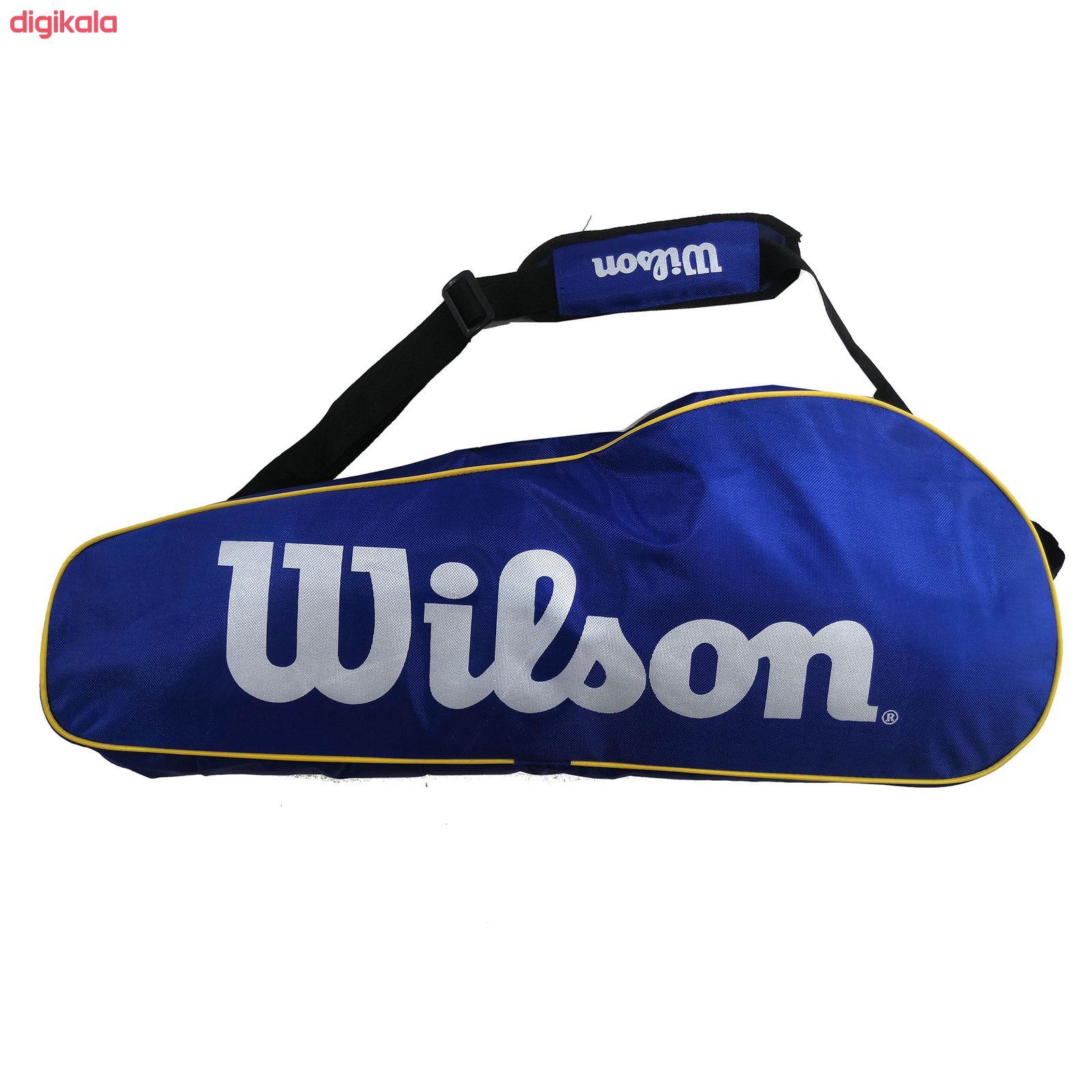 کیف راکت تنیس ویلسون مدل وندیا main 1 3