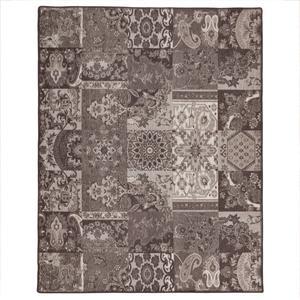 فرش پارچه ای سی فرش مدل شانل کد 11001