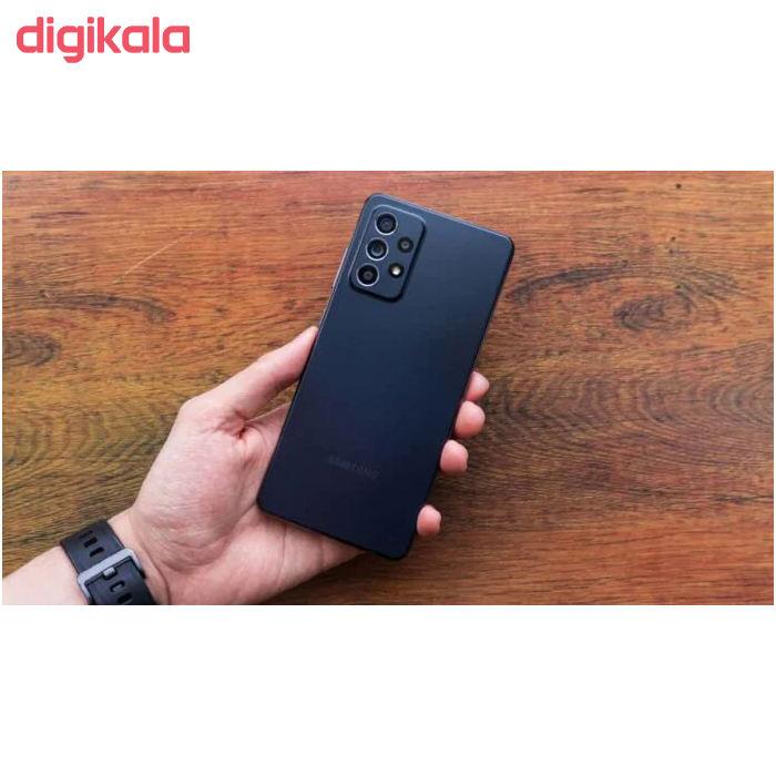 گوشی موبایل سامسونگ مدل  A52 SM-A525F/DS دو سیمکارت ظرفیت 256 گیگابایت و رم 8 گیگابایت main 1 9