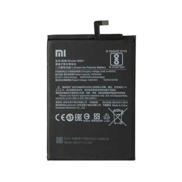 باتری موبایل مدل BM51 ظرفیت 5500 میلی آمپر ساعت مناسب برای گوشی موبایل شیائومی Mi Max 3 Dual SIM