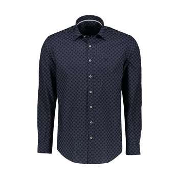 پیراهن آستین بلند مردانه ال سی من مدل 02181061-168