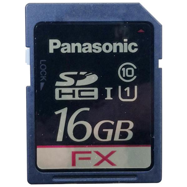 کارت حافظه SDHC سانترال پاناسونیک مدل KX-NS5136 کلاس10 استاندارد باظرفیت 16 گیگابایت