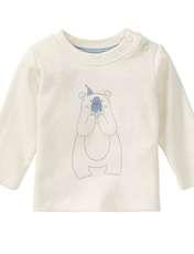 تی شرت نوزادی لوپیلو کد B-03 مجموعه سه عددی -  - 3