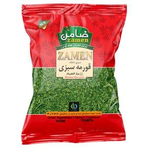 سبزی خشک قورمه سبزی ضامن - 180 گرم