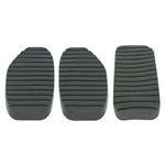 روکش پدال خودرو قطعه سازان کبیر مدل PEU-P01 مناسب برای پژو 405 مجموعه 3 عددی thumb