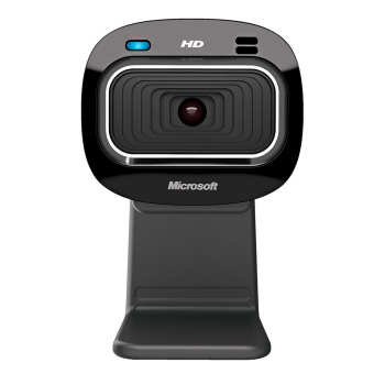 تصویر وب کم مایکروسافت مدل  HD3000 TrueColor