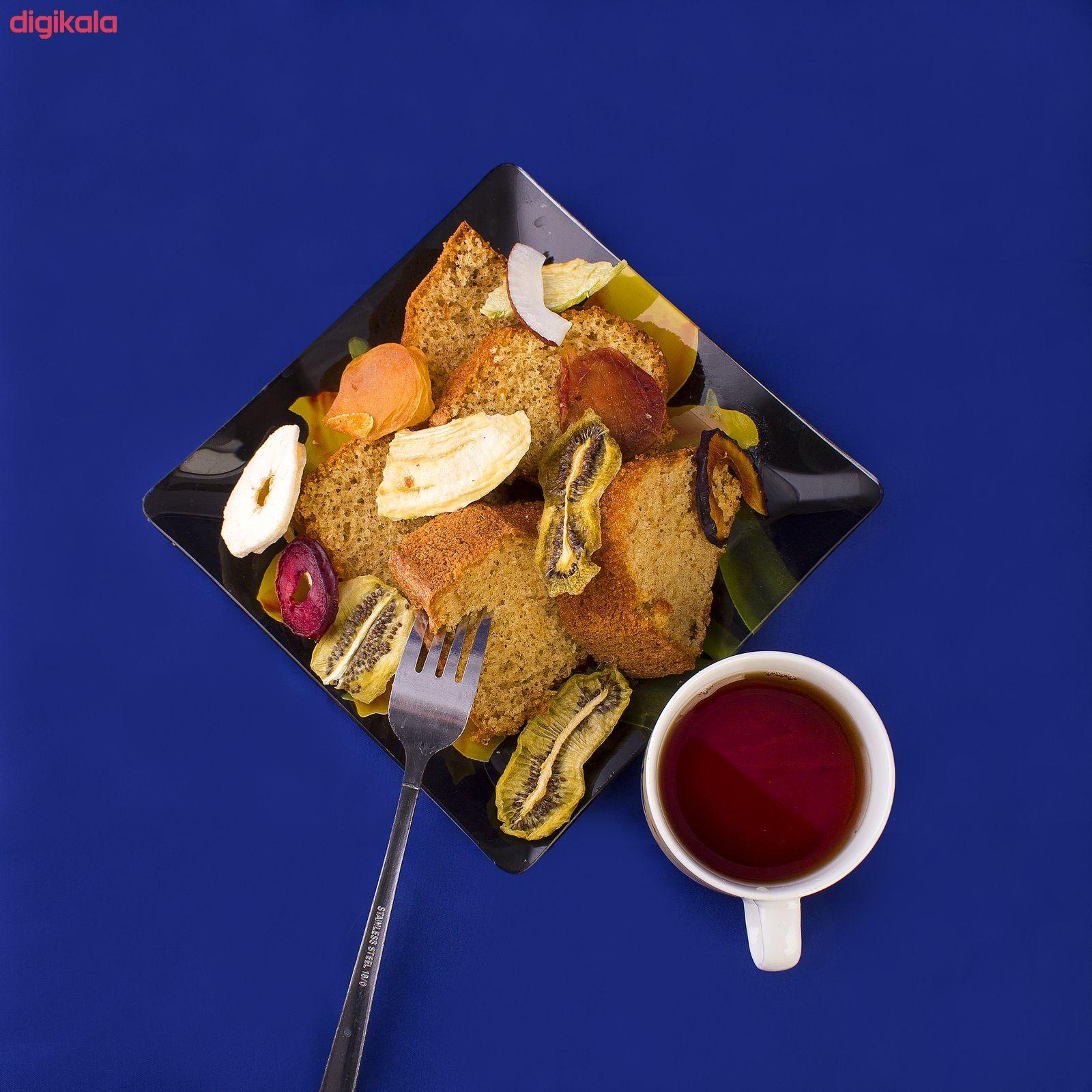 کیک روغنی هویج گردو مهفام - 620 گرم  main 1 7