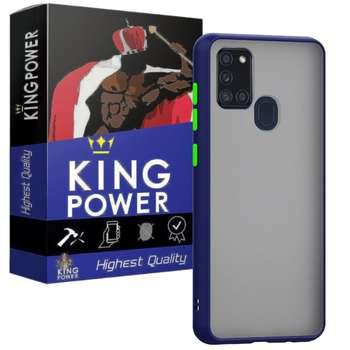 کاور کینگ پاور مدل M21 مناسب برای گوشی موبایل سامسونگ Galaxy A21S