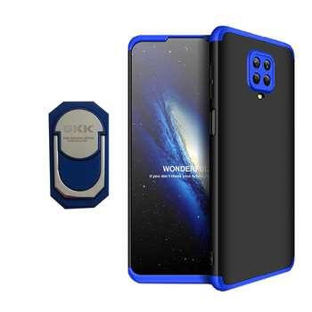 کاور 360 درجه آواتار مدل GK-HOLD-RN9 مناسب برای گوشی موبایل شیائومی REDMI NOTE 9S/REDMI NOTE 9 PRO/REDMI NOTE 9 PRO MAX به همراه پایه نگهدارنده