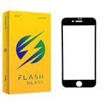 محافظ صفحه نمایش فلش مدل +HD مناسب برای گوشی موبایل اپل iPhone 6plus /6s plus