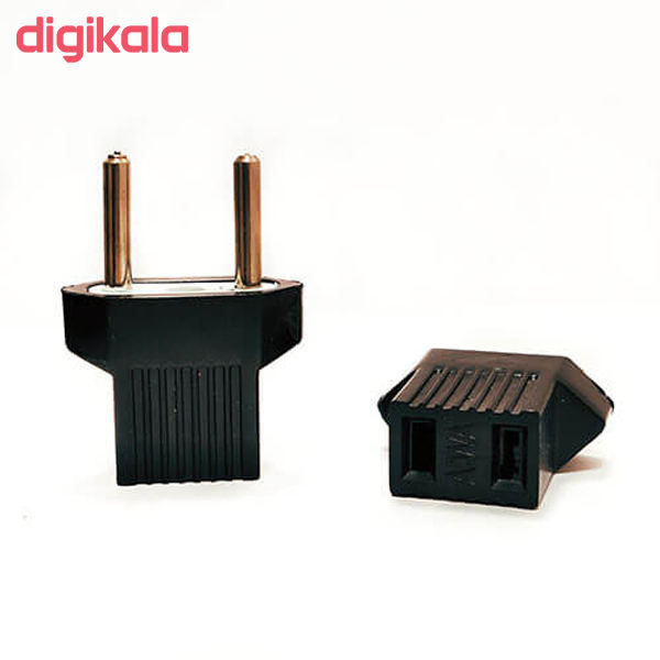 مبدل برق 2 به 2 آیوا مدل 01 بسته 2 عددی main 1 3