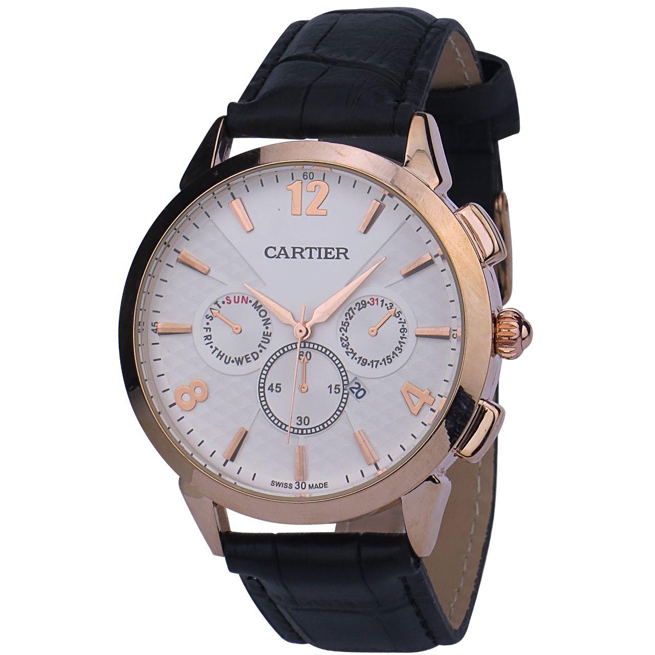 قیمت                      ساعت مچی عقربهای مردانه مدل C.T 217