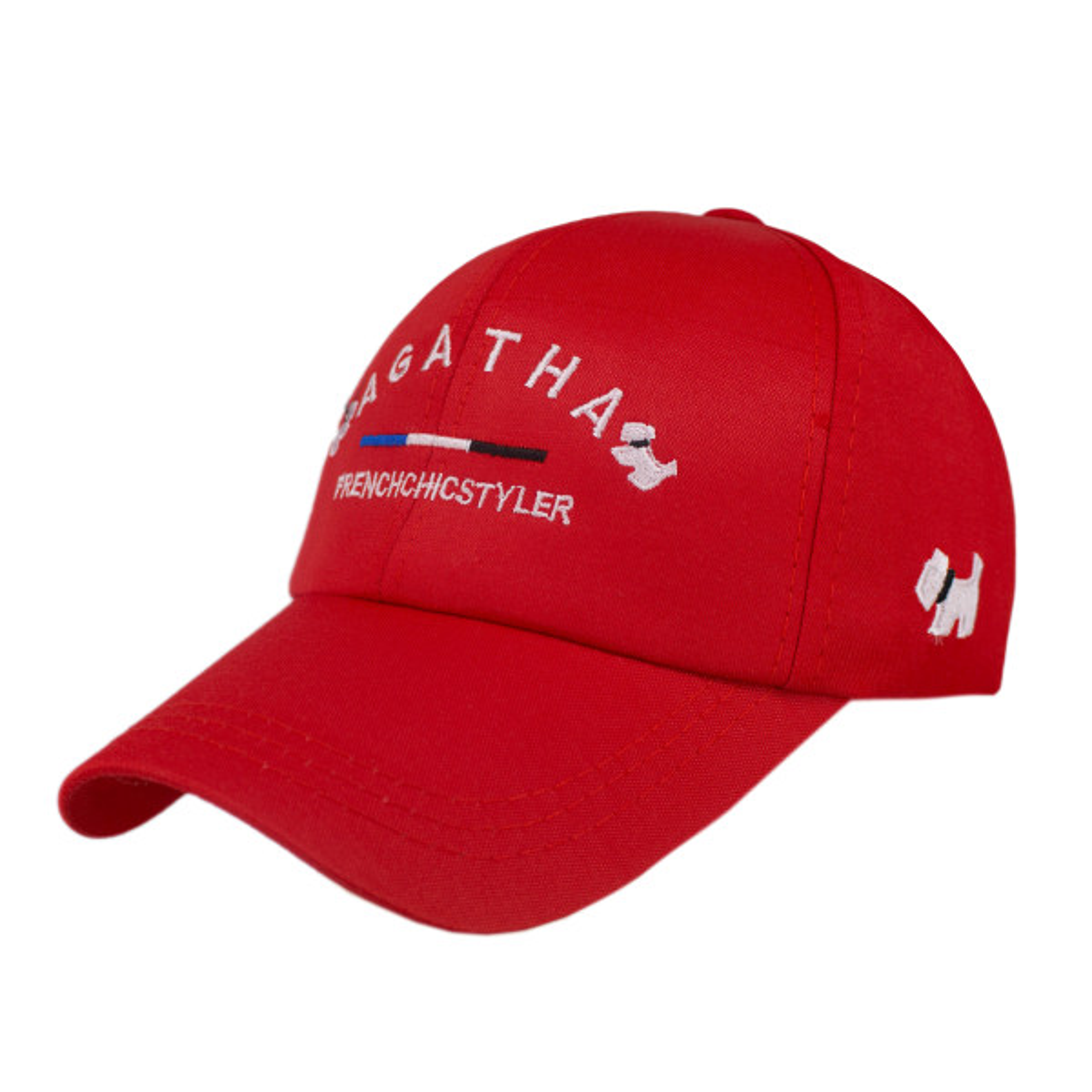 کلاه کپ بچگانه طرح AGATHA کد KOB-10