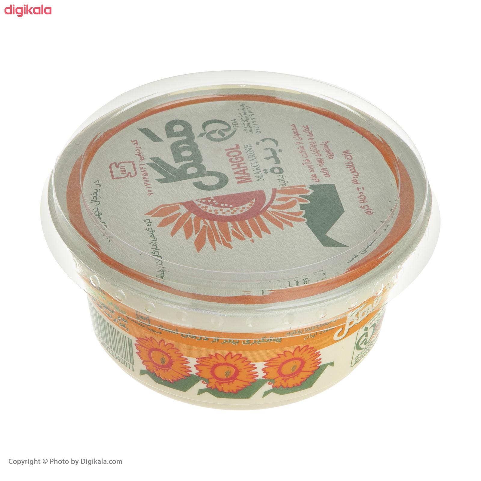 کره گیاهی مهگل - 250 گرم  main 1 1