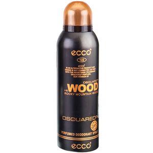 اسپری مردانه اکو مدل Dsquared2 Wood Rocky Mountain Wood حجم 200 میلی لیتر