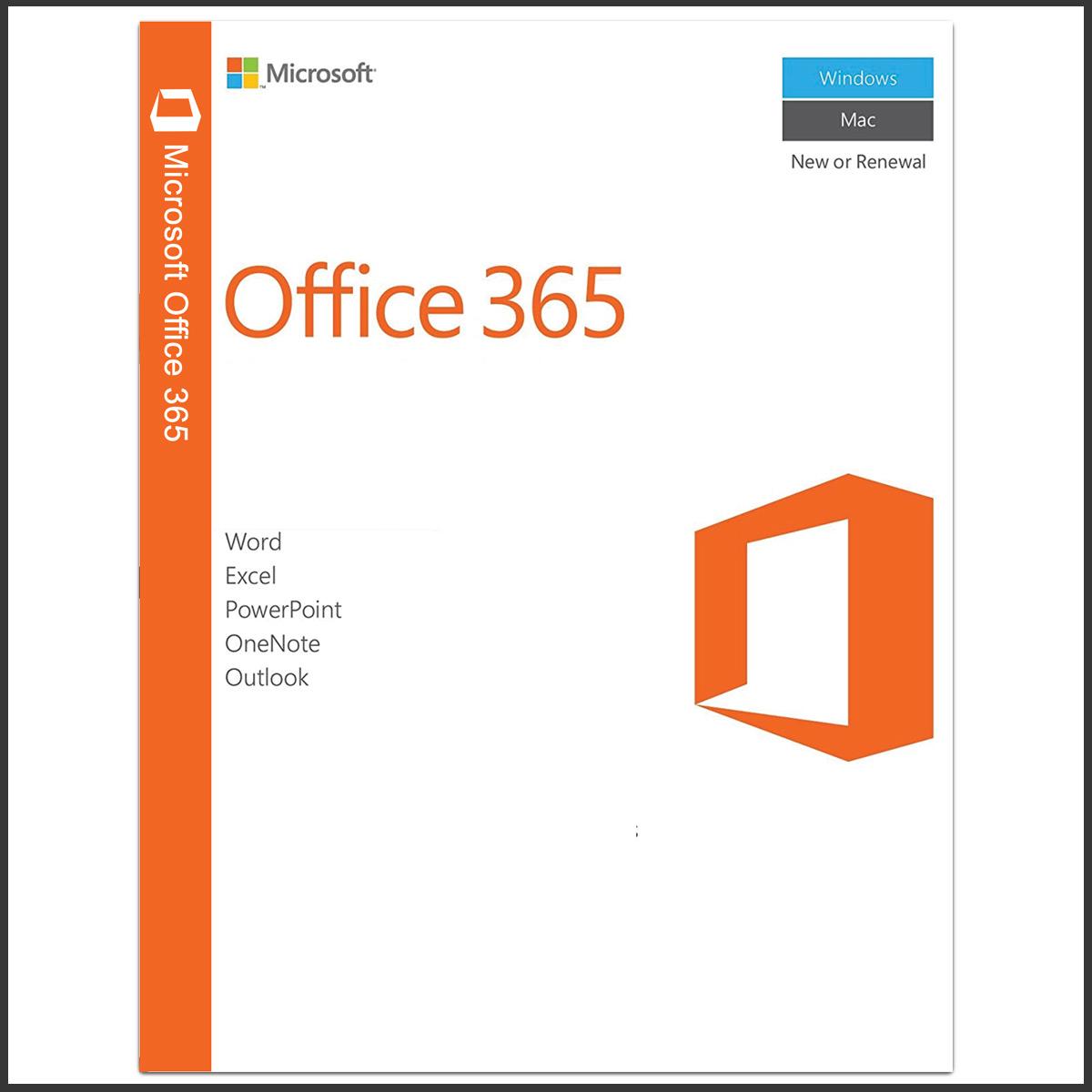مایکروسافت آفیس ۳۶۵ پروپلاس تک یوزر نشر رویتک