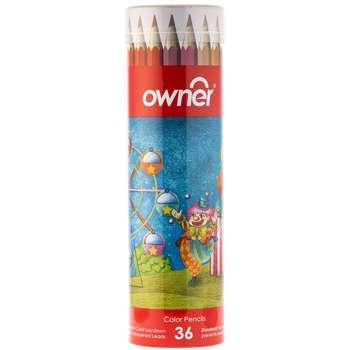 مداد رنگی 36 رنگ اونر کد 141836