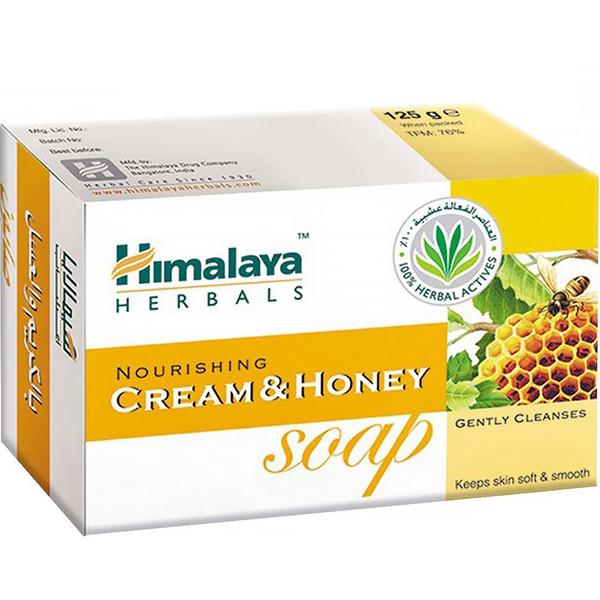 صابون هیمالیا مدل Honey وزن 125 گرم