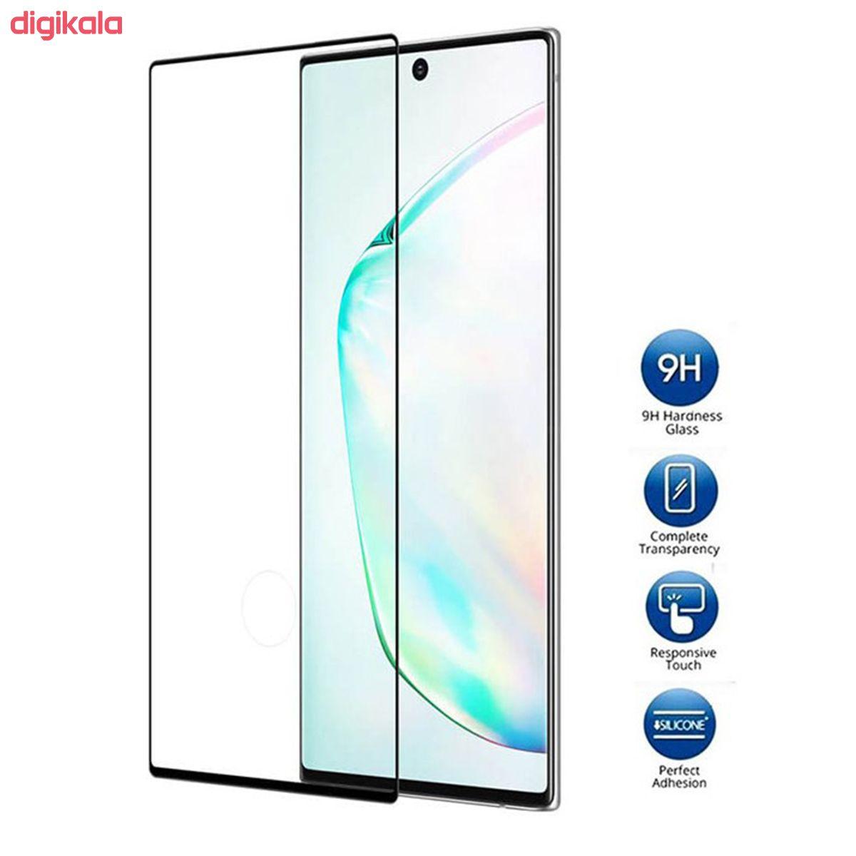محافظ صفحه نمایش یووی مدل PHSI مناسب برای گوشی موبایل سامسونگ Galaxy note20 Ultra main 1 4