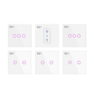 کلید هوشمند آی تی آر مدل ITR-EU-3223D بسته 6 عددی