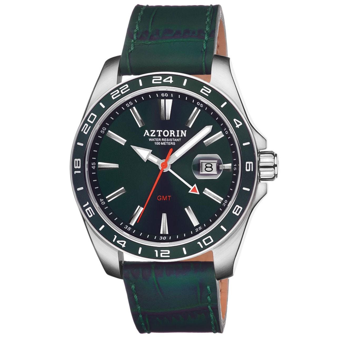 ساعت مچی عقربه ای مردانه ازتورین مدل A063.G306