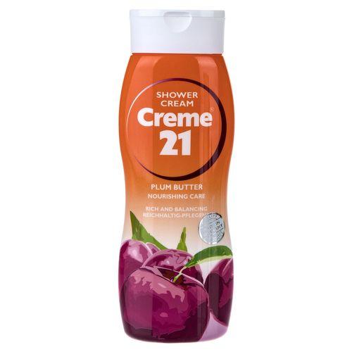 شامپو بدن کرمی کرم 21 مدل Cherry Blossom حجم 250 میلی لیتر