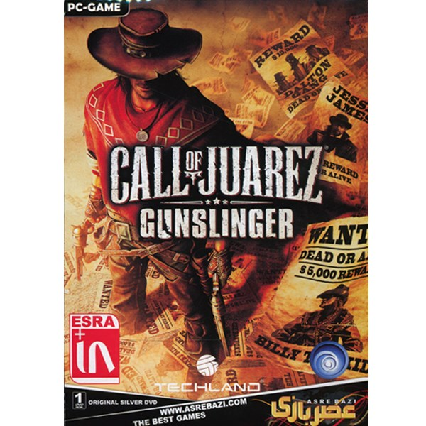 بازی کامپیوتری Call Of Juarez