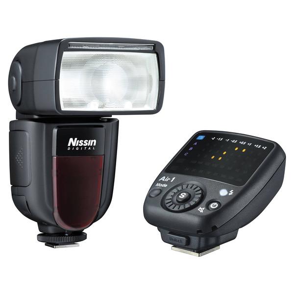 فلاش دوربین عکاسی نیسین مدل Di700A به همراه فرستنده مدل Air1