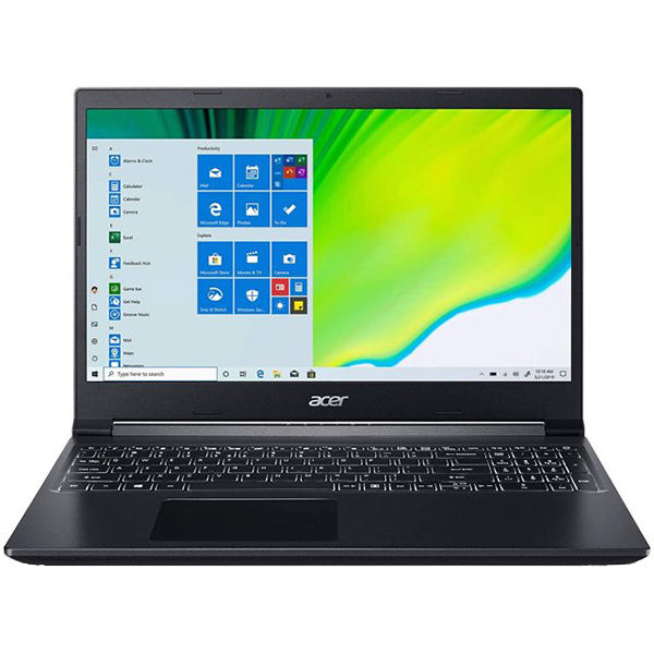 لپ تاپ 15.6 اینچی ایسر مدل Aspire7 A715-75G-57K4