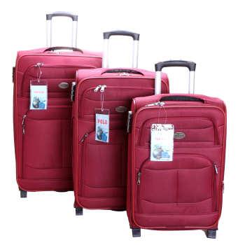 چمدان سه عددی   مدل تاپ یورو مدل 01A