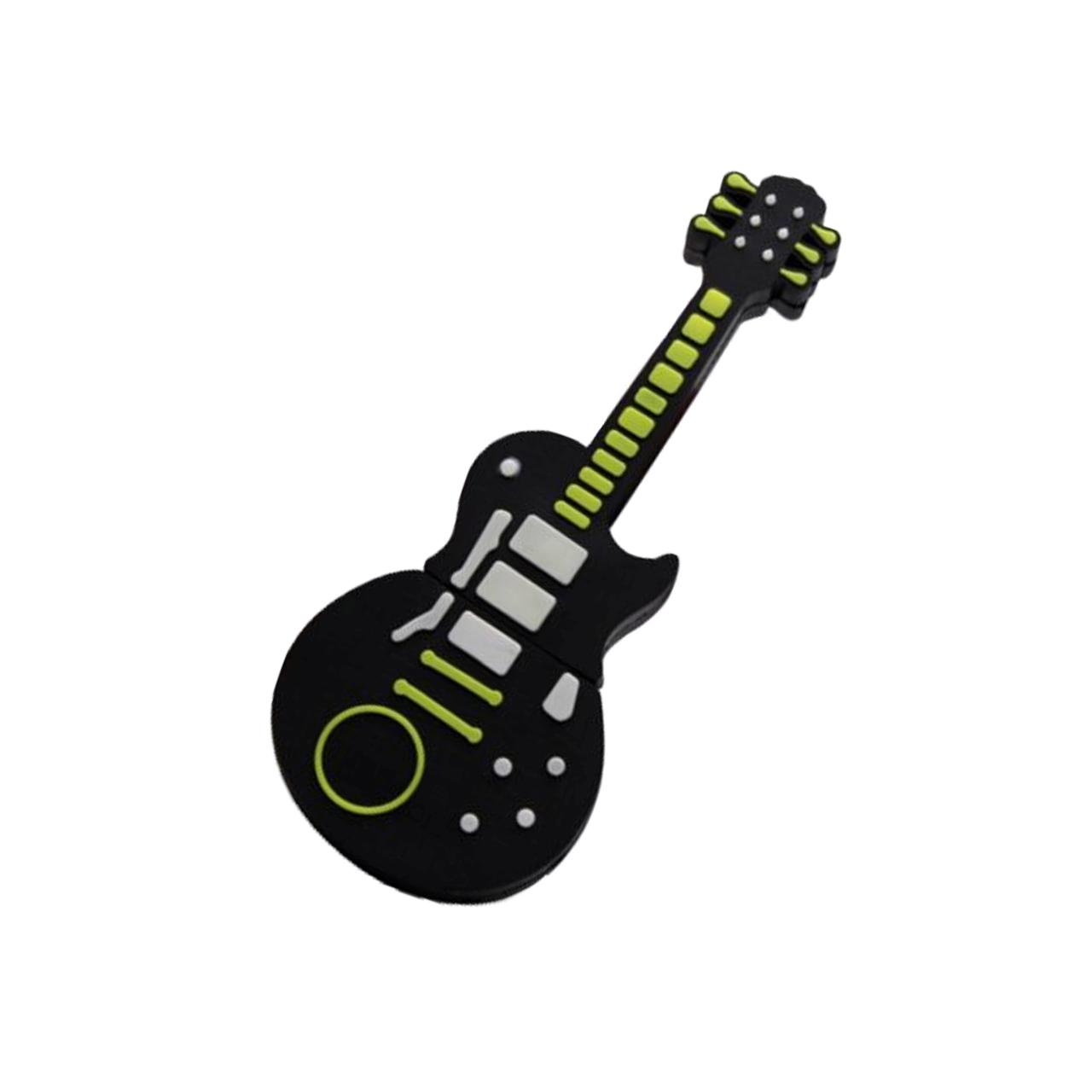 بررسی و {خرید با تخفیف} فلش مموری طرح گیتار برقی مدل DAA1150 ظرفیت 16 گیگابایت اصل