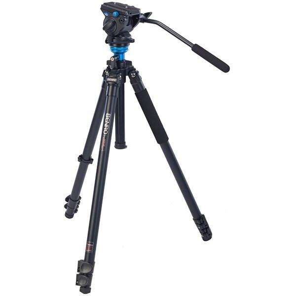 سه پایه دوربین بنرو مدل A2573FS4