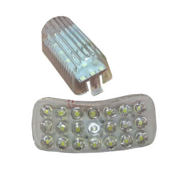 چراغ سقف و صندوق خودرو تک لایت مدل AM 5964 مناسب برای ساینا مجموعه 2 عددی