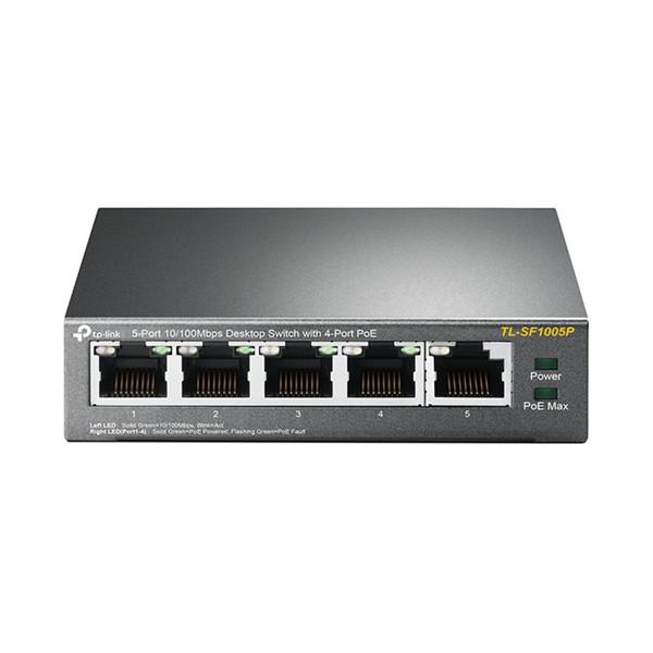 سوییچ شبکه 5 پورت تی پی-لینک مدل TL-SF1005P
