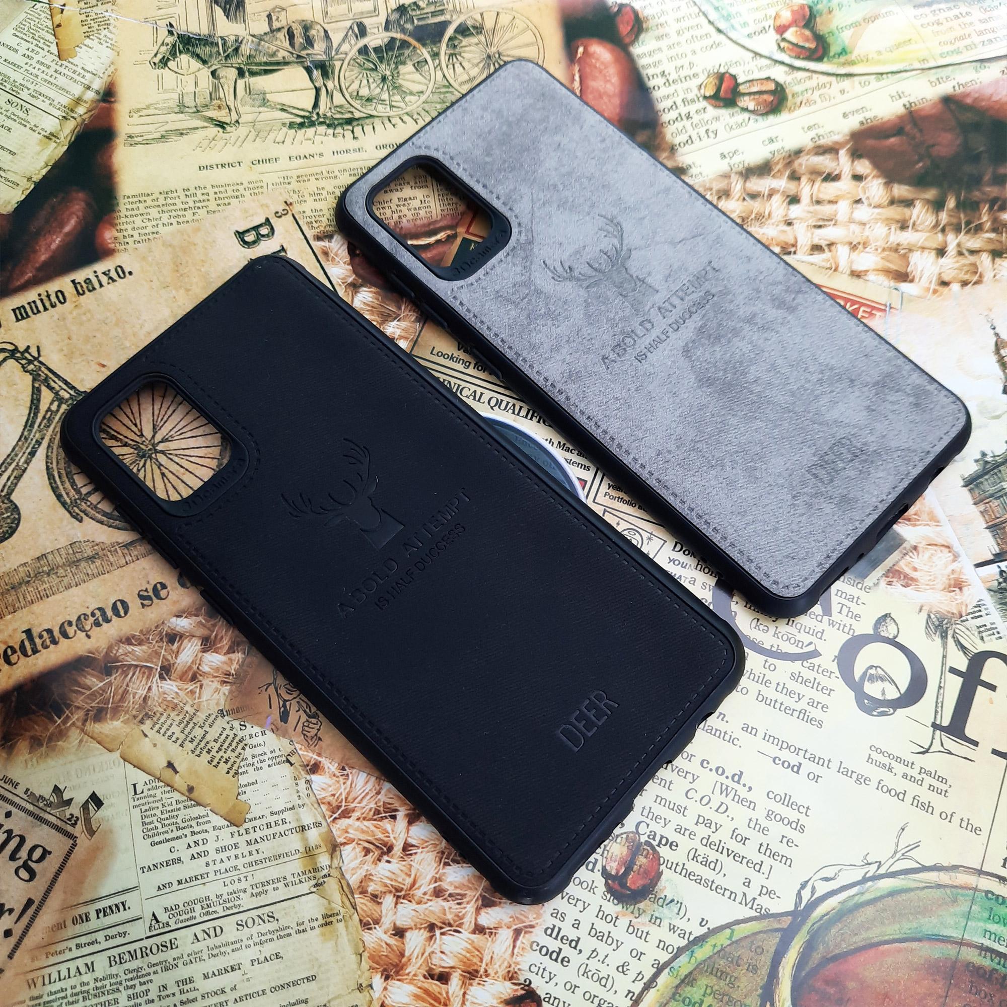 کاور مدل CO506 طرح گوزن مناسب برای گوشی موبایل سامسونگ Galaxy A31 main 1 1
