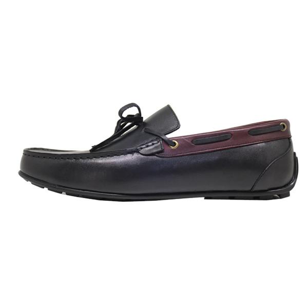 کفش روزمره مردانه چرم آرا مدل sh019 کد M