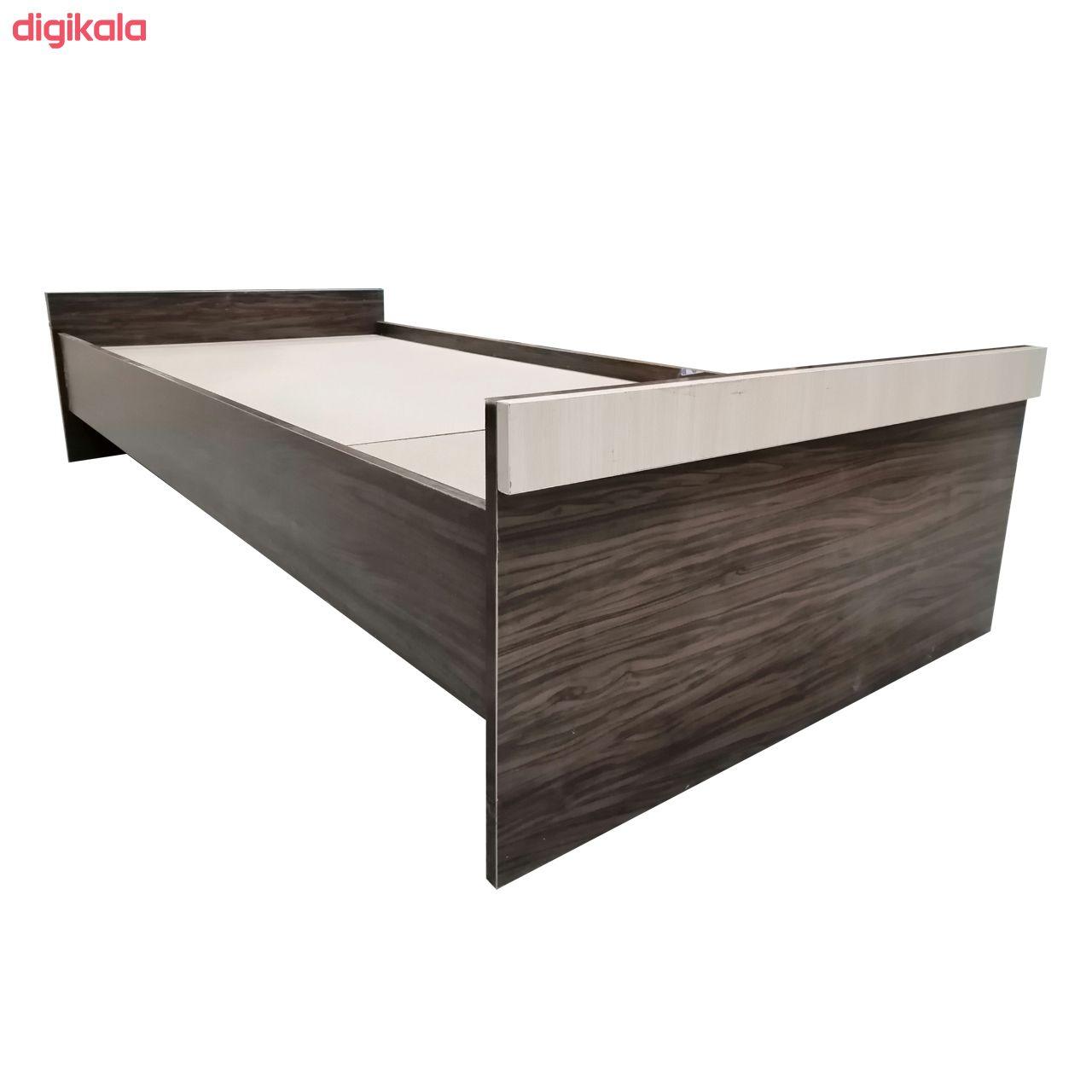 تخت خواب یک نفره مدل TB19 سایز 200x96 سانتی متر  main 1 3