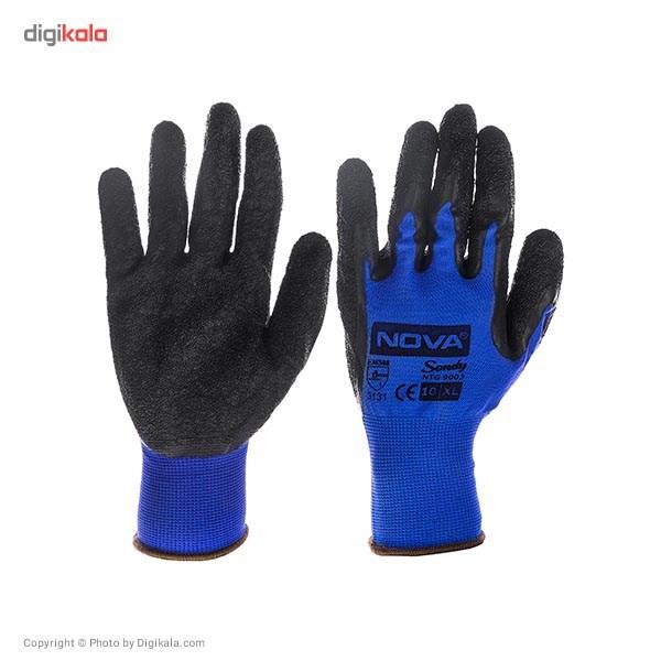 دستکش ایمنی نووا مدل NTG-9003