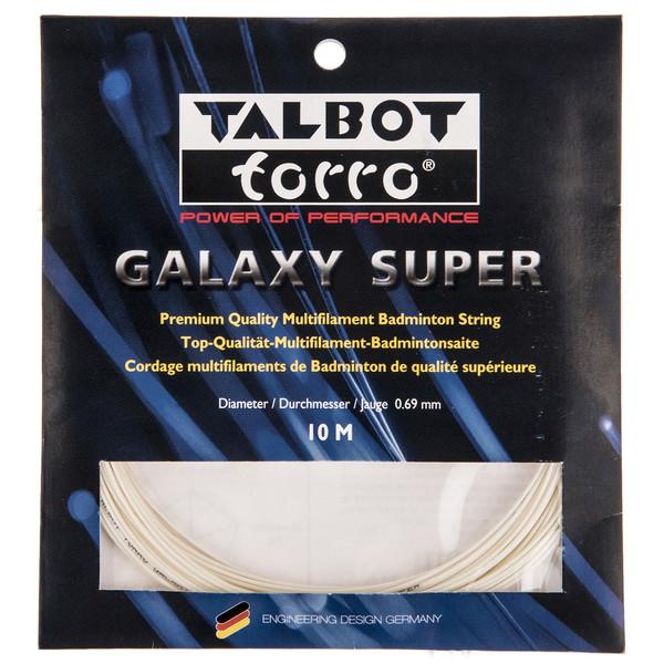 زه راکت بدمینتون تالبوت تورو مدل Galaxy Super