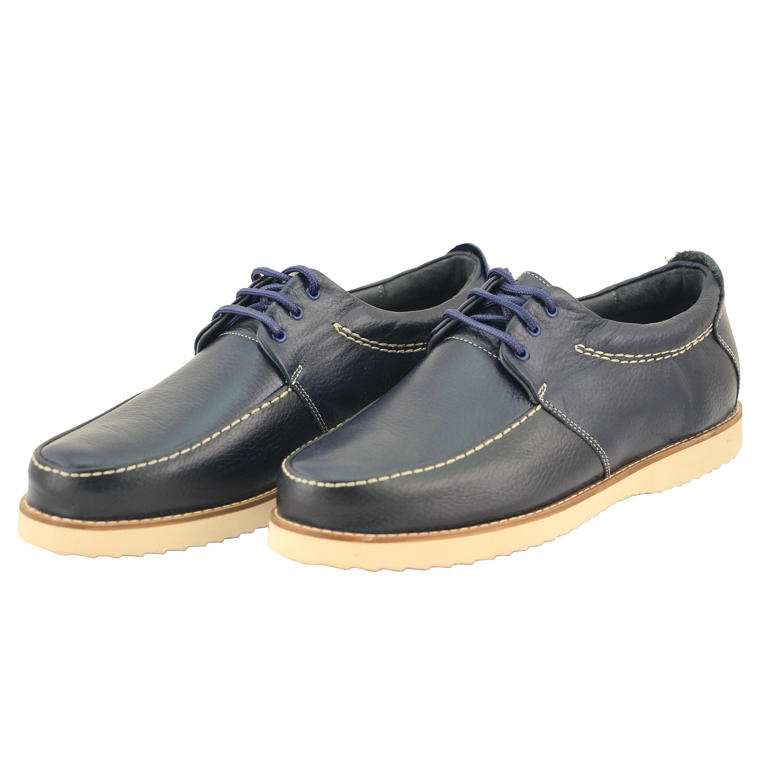 ADINCHARM leather men's casual shoes, DK101.sr Model