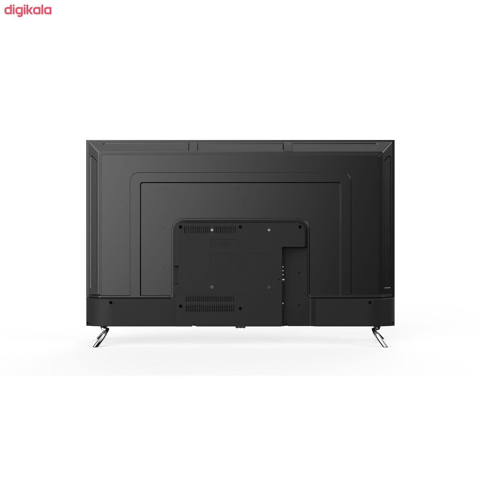تلویزیون ال ای دی هوشمند جی پلاس مدل GTV-50LU722S سایز 50 اینچ main 1 2