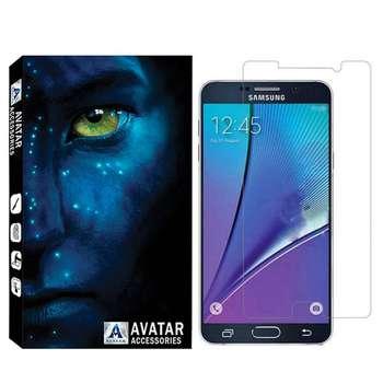 محافظ صفحه نمایش آواتار مدل AV-01 مناسب برای گوشی موبایل سامسونگ Galaxy Note 5