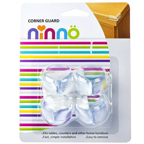 محافظ گوشه شفاف کروی نینو کد CN01