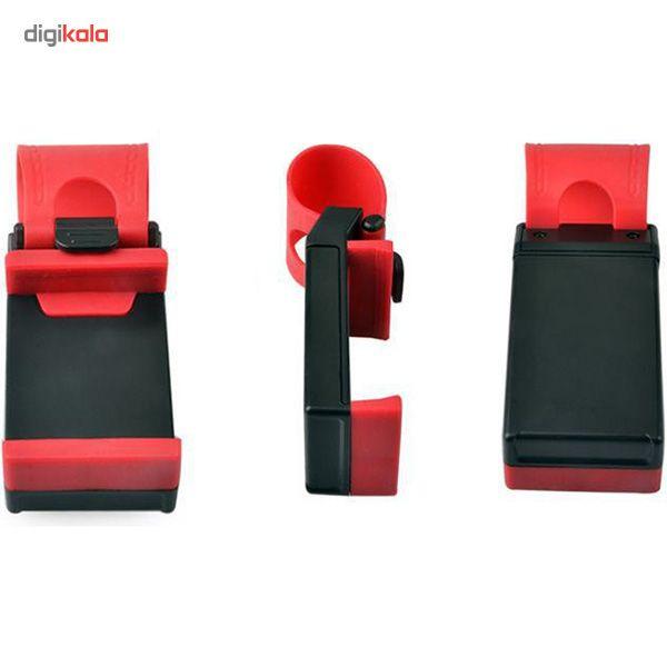 پایه نگهدارنده گوشی روی فرمان خودرو main 1 1