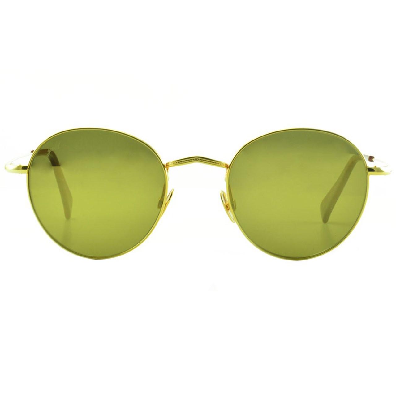 عینک آفتابی Nik03 سری Gold مدل Nk1118 Rgp