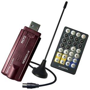 گیرنده دیجیتال USB ایکس ویژن مدل PCDVB-2100