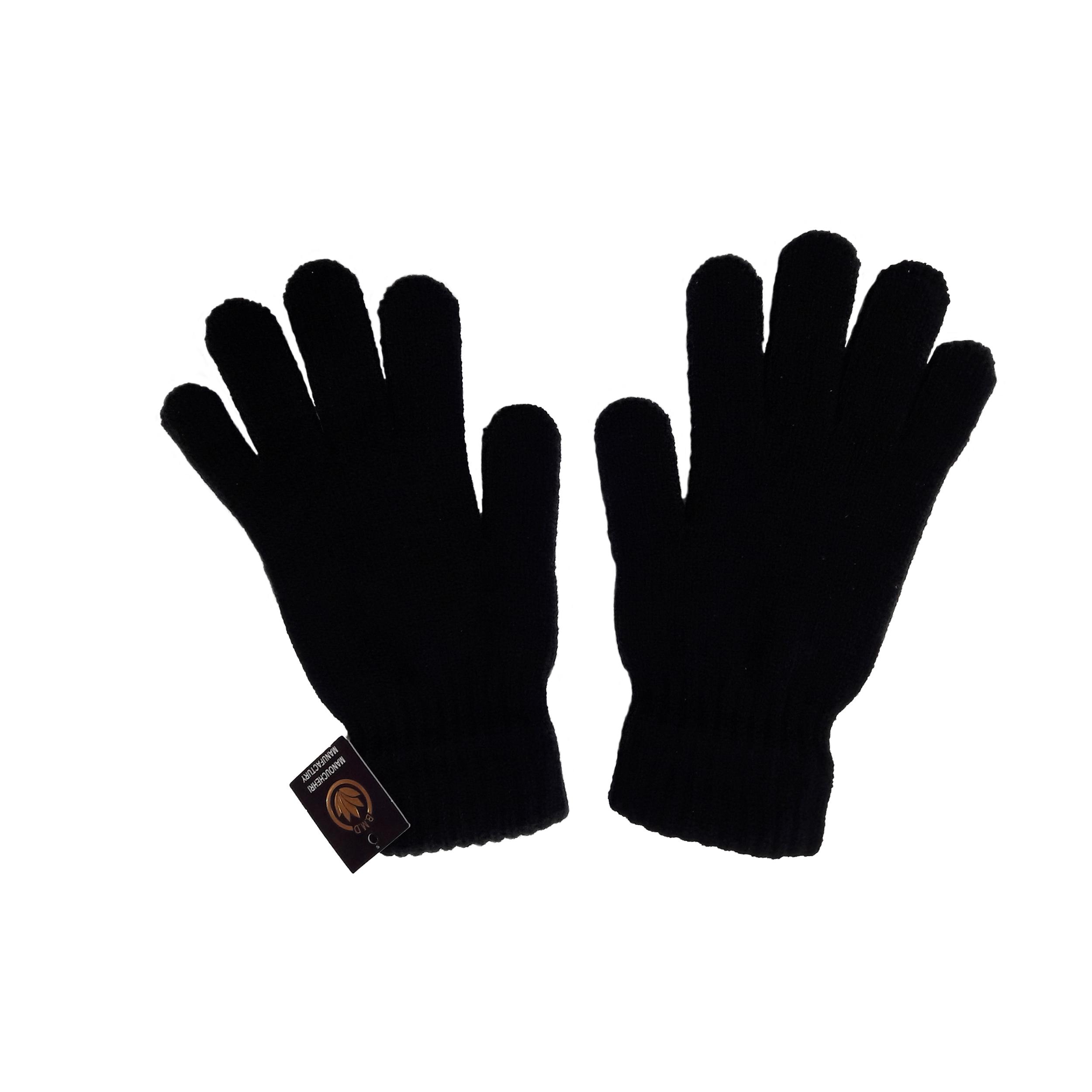 دستکش بافتنی تولیدی منوچهری کد uit56 main 1 3