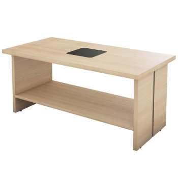 میز جلو مبلی محیط آرا مدل Woodall 7411N-0205