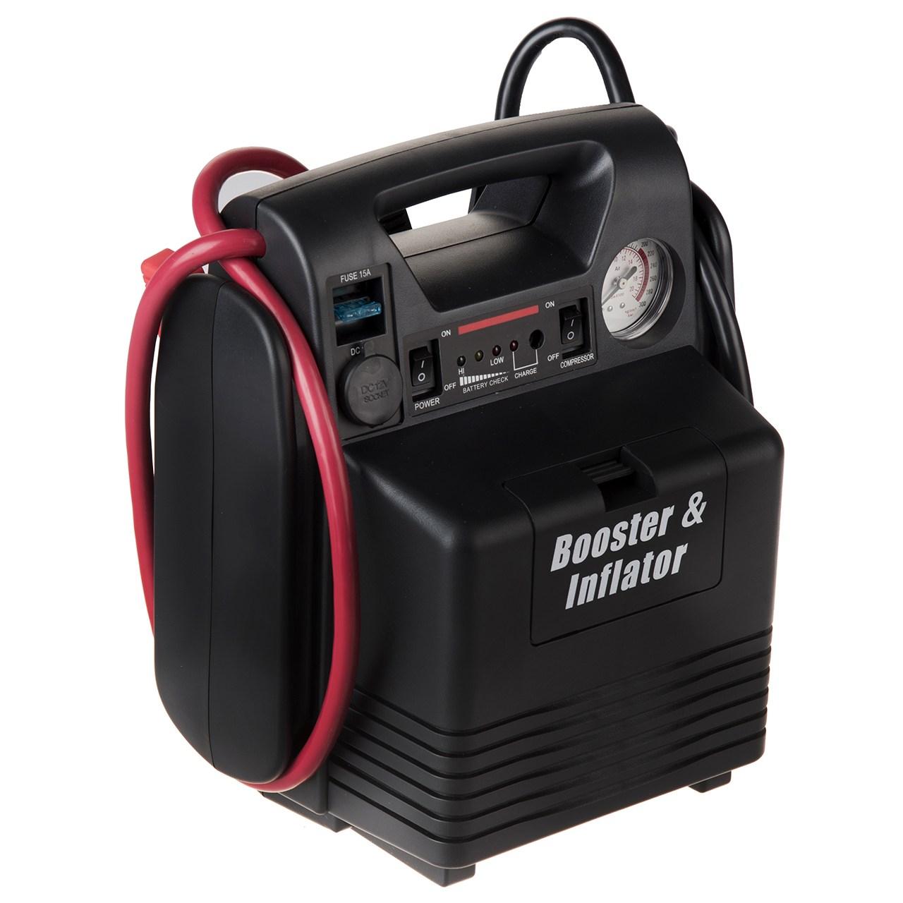 استارتر باتری خودرو گالان مدل 6060